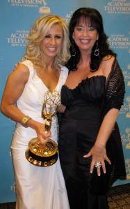 Cristina and Robin After Awards Show