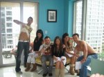 "The ""Jersey Shore"" cast on LOST at da Jersey Shore"