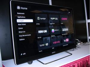 Sony's Google TV