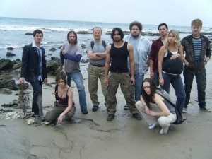 "The ""LOST"" cast at da Jersey Shore"