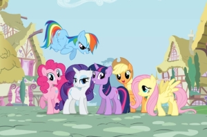 My Little Pony on the Hub Network