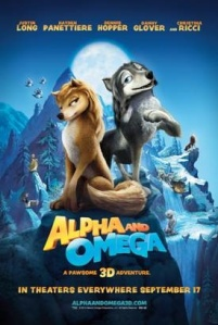 Lionsgate's Alpha and Omega