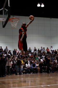 AIR UP THERE DUNK 2 Ball Up Streetball