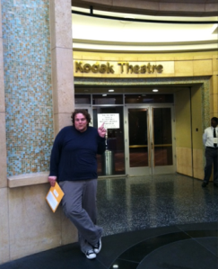 JD / MMTVN Producer at the Kodak Theatre