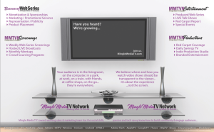 Announcing the Expanded Mingle Media TV Network