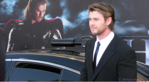 Chris Hemsworth AKA THOR