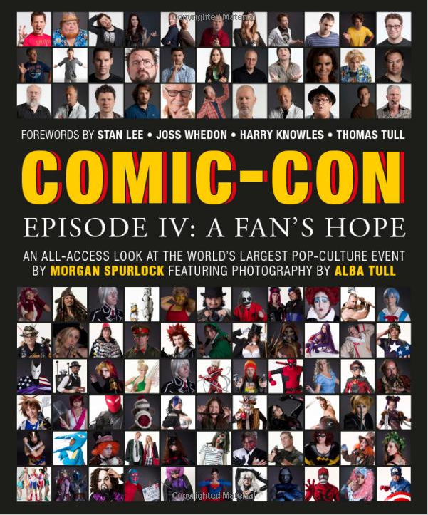 Comic-Con Fan Giveaway