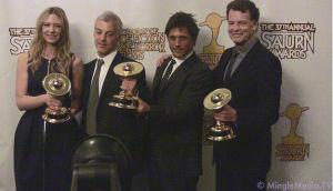 Fringe TV Show Saturn Award Winners