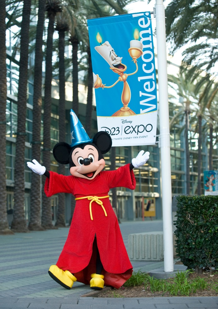 MICKEY MOUSE at D23 2011