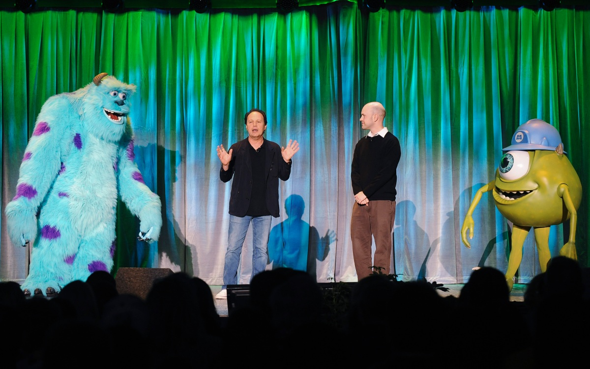 SULLEY, BILLY CRYSTAL, DAN SCANLON, MIKE WAZOWSKI