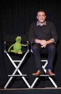 KERMIT THE FROG, JASON SEGEL