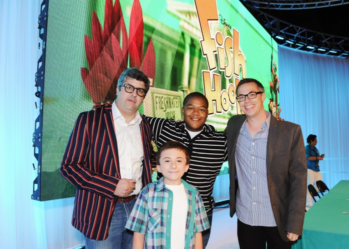 DANA SNYDER, ATTICUS SHAFFER, KYLE MASSEY, NOAH Z. JONES