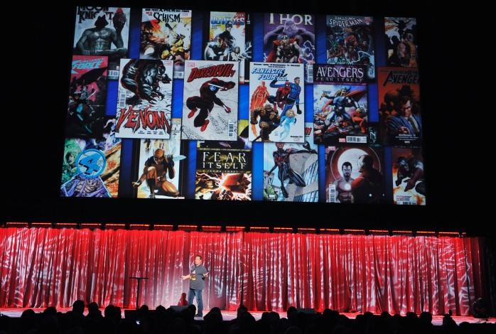 JOE QUESADA of Marvel Comics