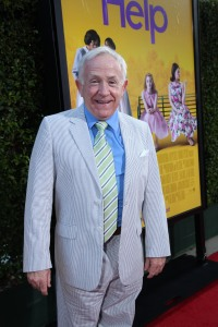 "Leslie Jordan on the Red Carpet for ""The Help"" Movie"
