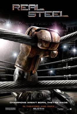 """Real Steel"" Movie"