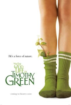 The Odd Life of Timothy Green