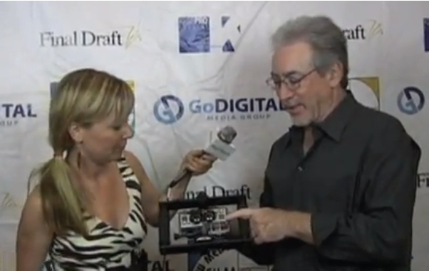 3D Filmmaker Interview at New Media Film Festival