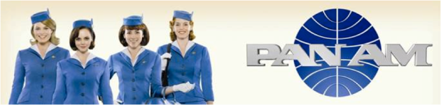 """Pan Am"" on ABC Sunday Nights"