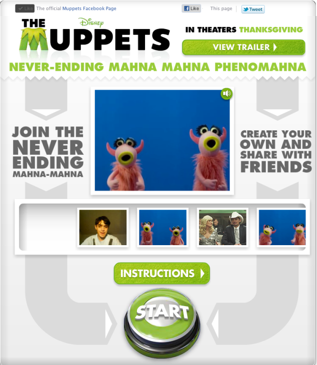 The Muppets Mahna Mahna