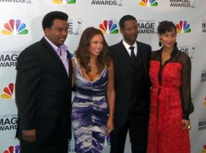 Craig Robinson, Vanessa Williams, Corey Reynolds, Tracee Ellis Ross