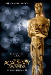 84th Academy Awards Official Poster