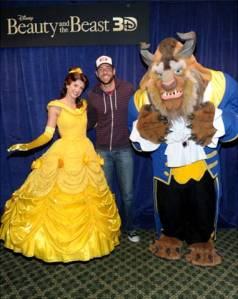 "Zachary Levi - who is the voice of ""Flynn"" in TANGLED EVER AFTER"