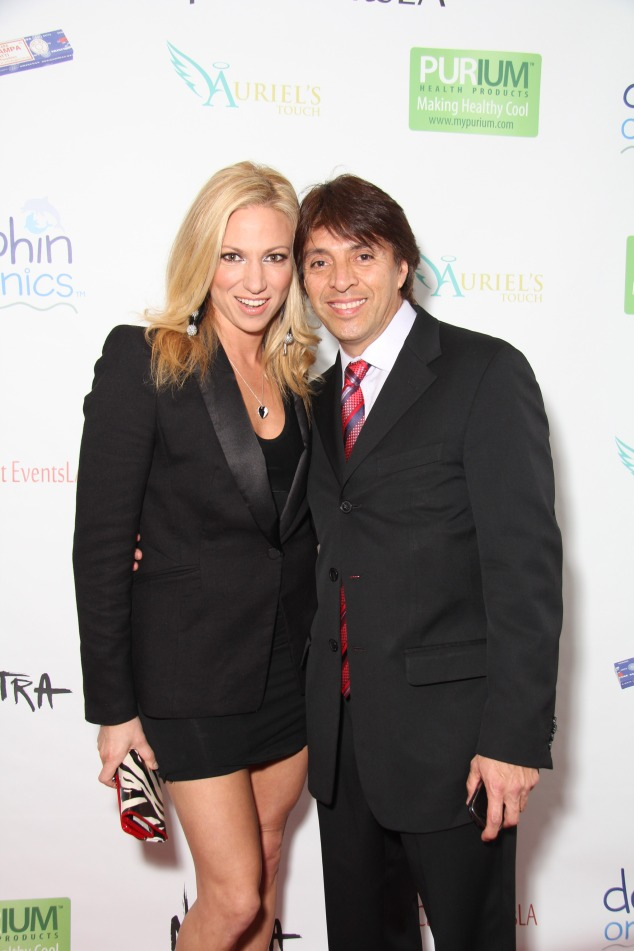 Roger Zamudio and Debbie Gibson, Celebrity Apprentice