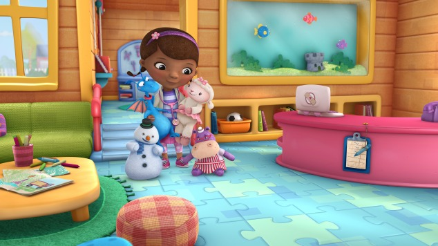 CHILLY, STUFF, DOC MCSTUFFINS, LAMBIE, HALLIE