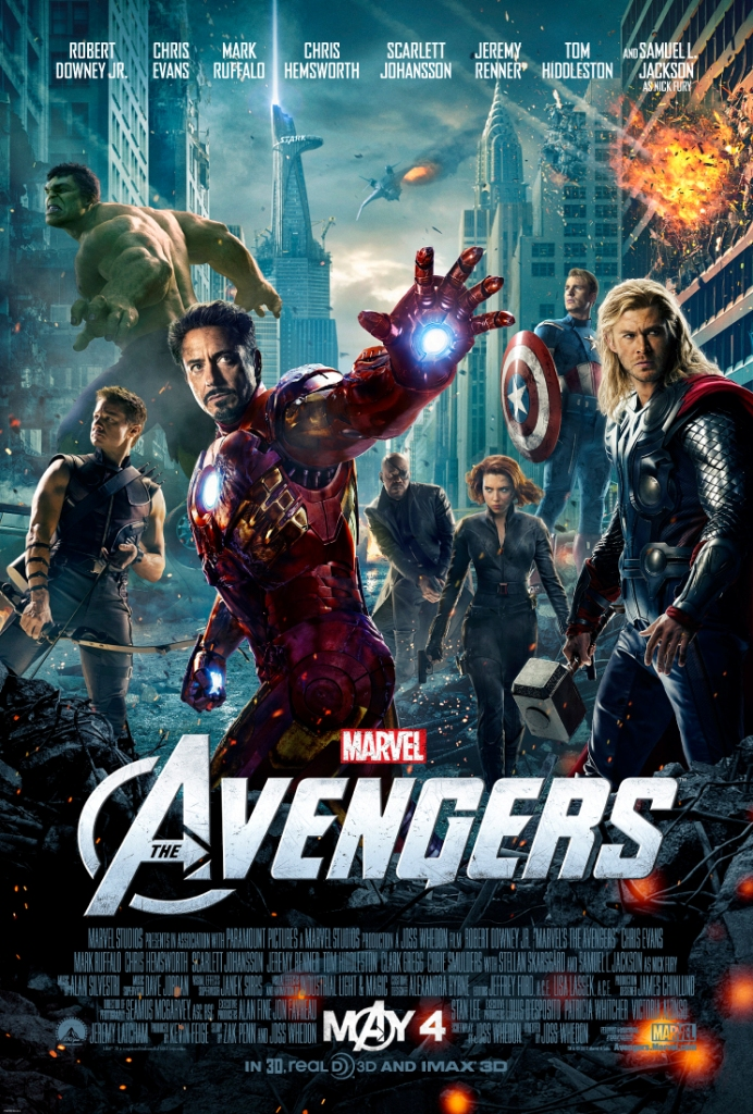 In Theatres May 4th 2012