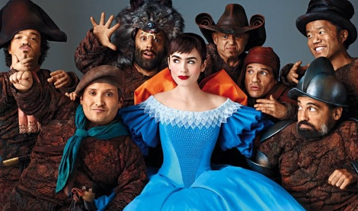 Mirror Mirror - Snow White and the Seven Dwarfs