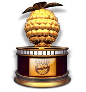 Razzie Award Statue