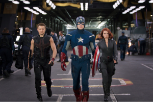 Marvel's Avengers in Theaters May 4th