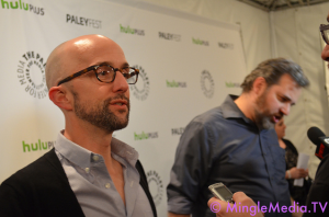 Jim Rash, Community at Saban Theatre for PaleyFest