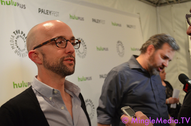 Jim Rash, Community at Saban Theatre for PaleyFest