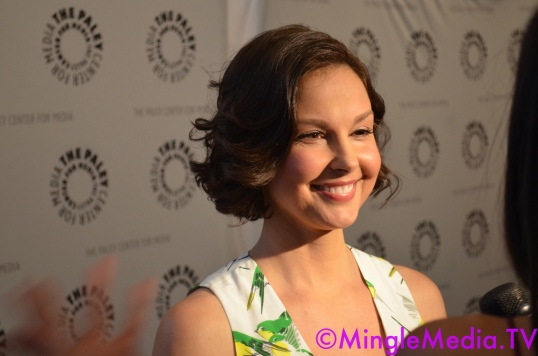 Ashley Judd, Missing TV Series on ABC