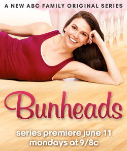Bunheads Premieres Tonight at 9 PM ET/PTBunheads Premieres Tonight at 9 PM ET/PT