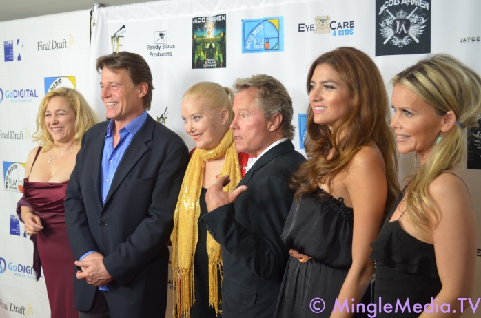 Opening Night New Media Film Festival: Susan Johnston,Brett Stimely, Sally Kirkland, John Savage, Blanco Blanco, Tamara Henry