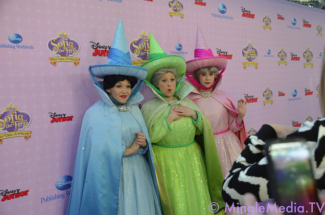 Disney's Sofia The First: Once Upon a Princess Premiere