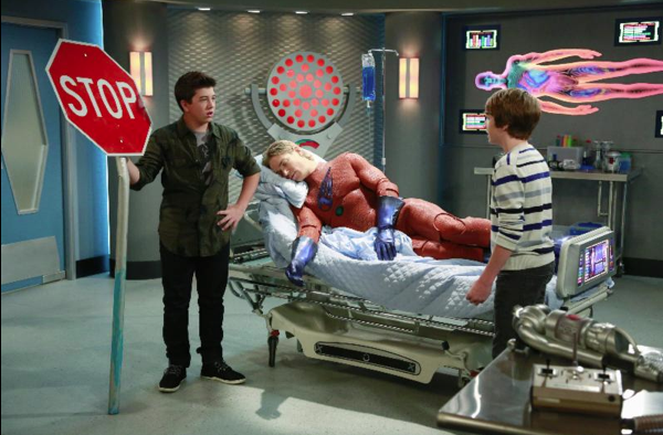 "DISNEY XD'S NEW LIVE-ACTION COMEDY SERIES ""MIGHTY MED"" STARRING POPULAR DISNEY CHANNEL STARS BRADLEY STEVEN PERRY AND JAKE SHORT PREMIERES MONDAY, OCTOBER 7"