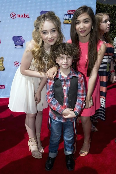 SABRINA CARPENTER, AUGUST MATURO, ROWAN BLANCHARD